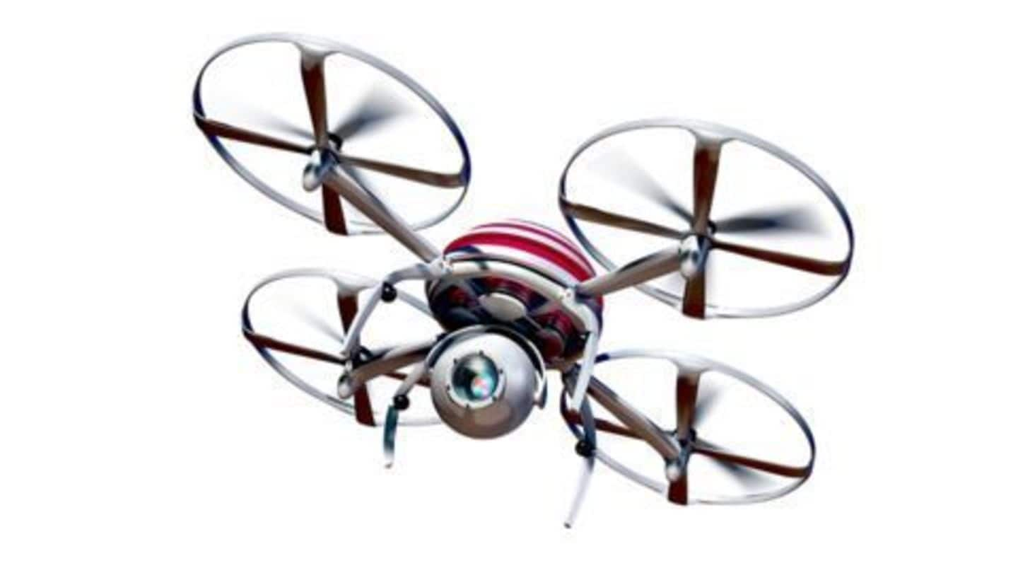 ISIS carries out its first successful drone attack