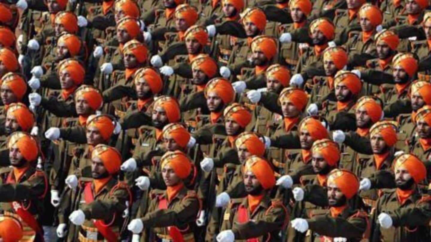 Government downgrades ranks of defence officers