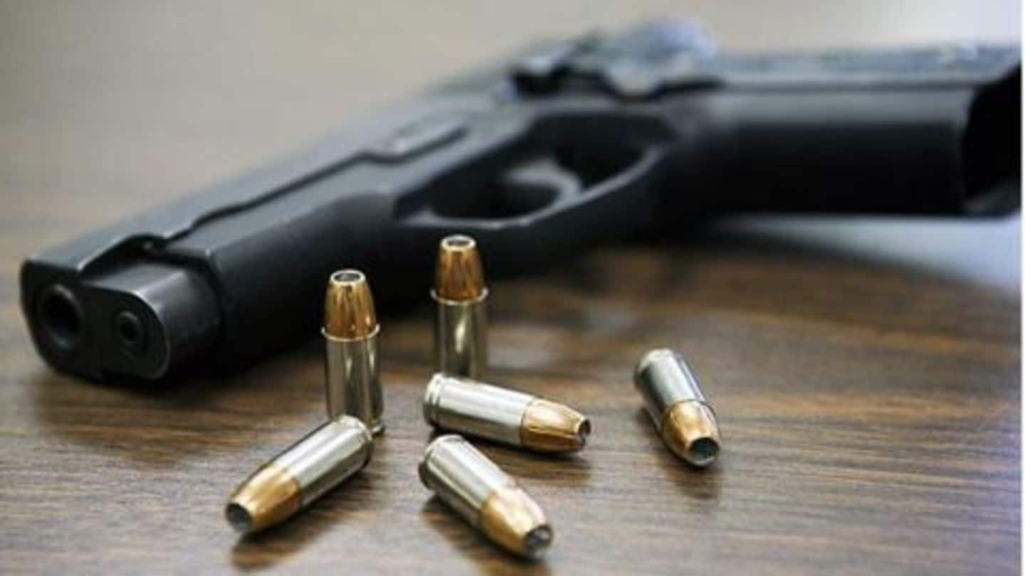 99.85% Americans will be impacted by gun-violence
