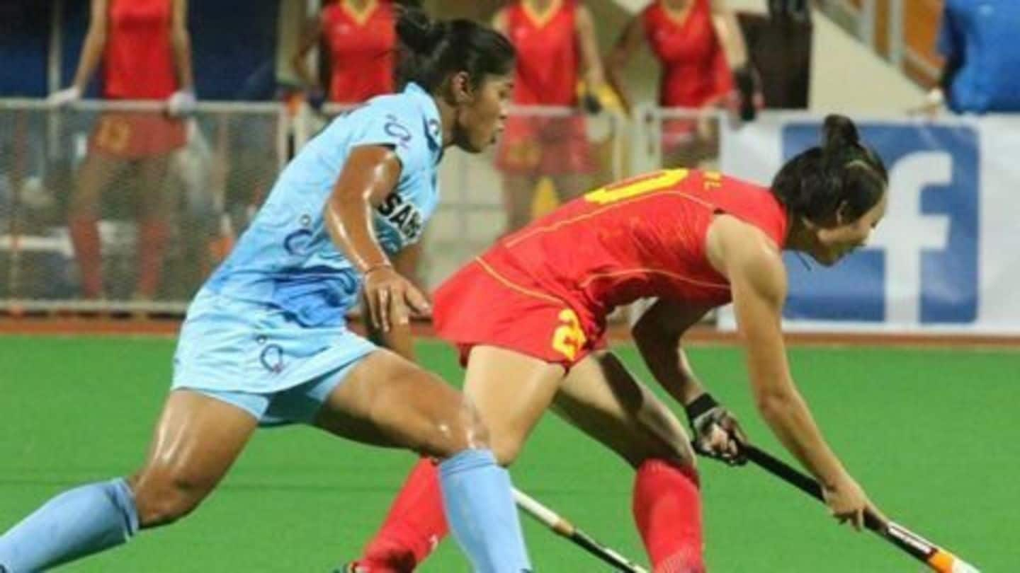 India defeat China to lift Asian Champions Trophy