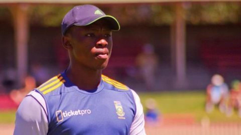 Rabada's fiver helps SA win