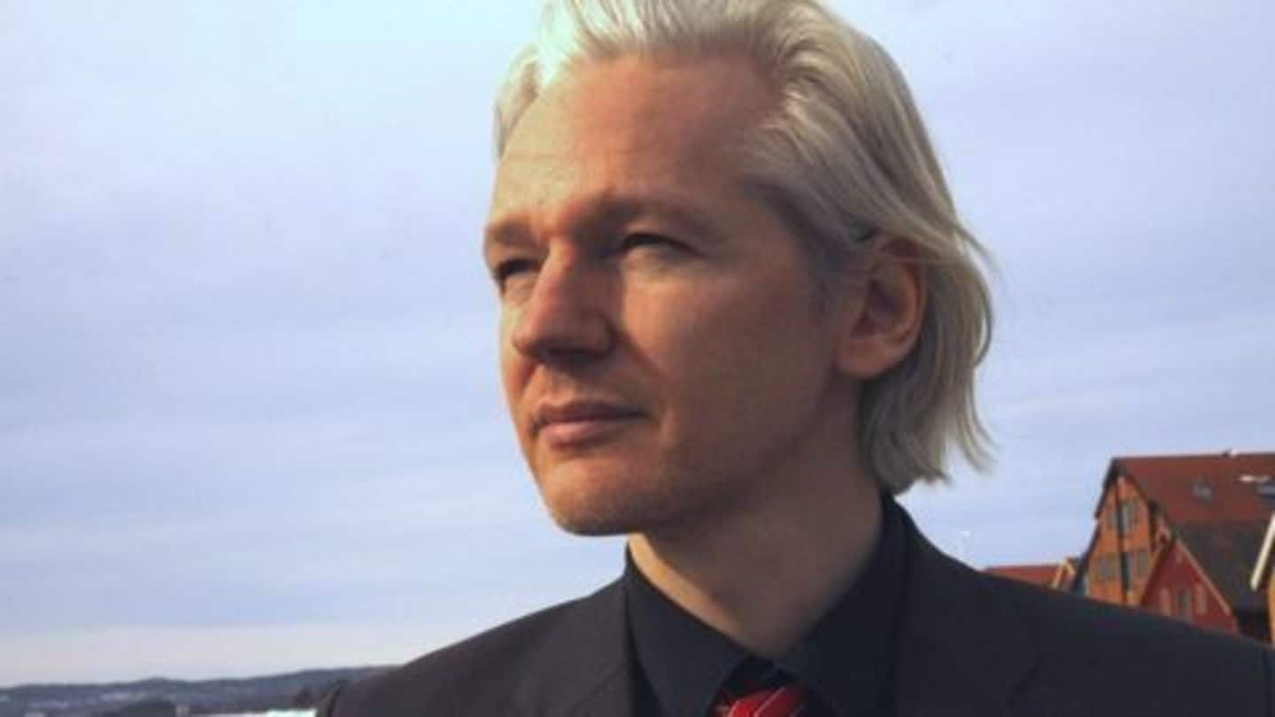 WikiLeaks: Did not try to influence US elections
