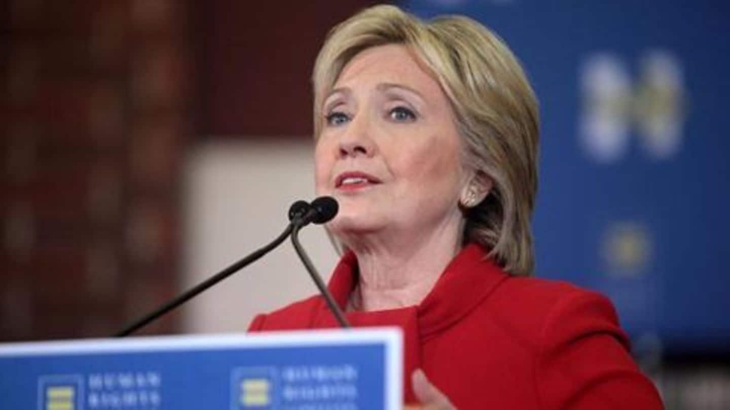 Concession speech, delivered Hillary Clinton style