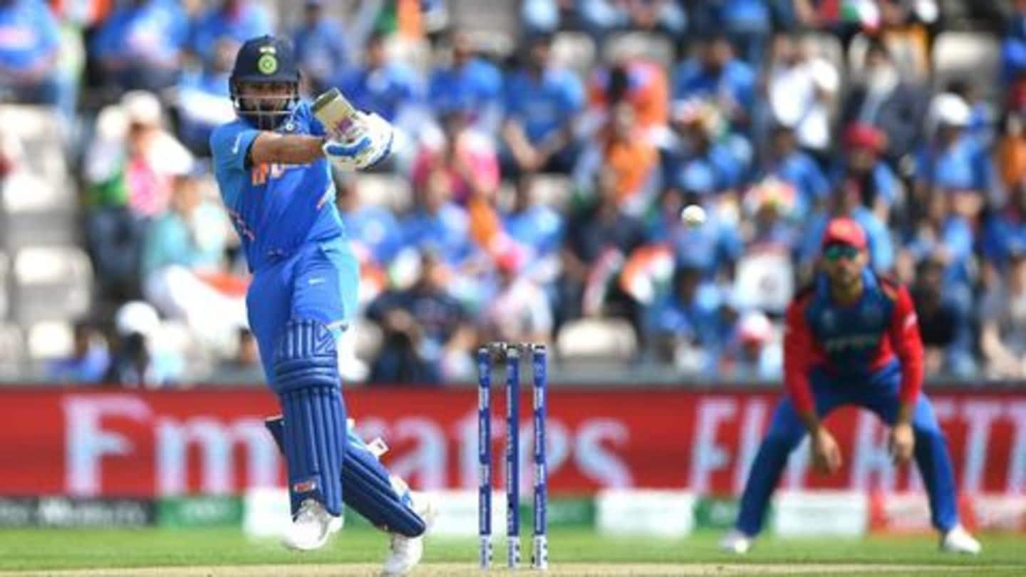 Afghanistan restrict India to a paltry score of 224/8