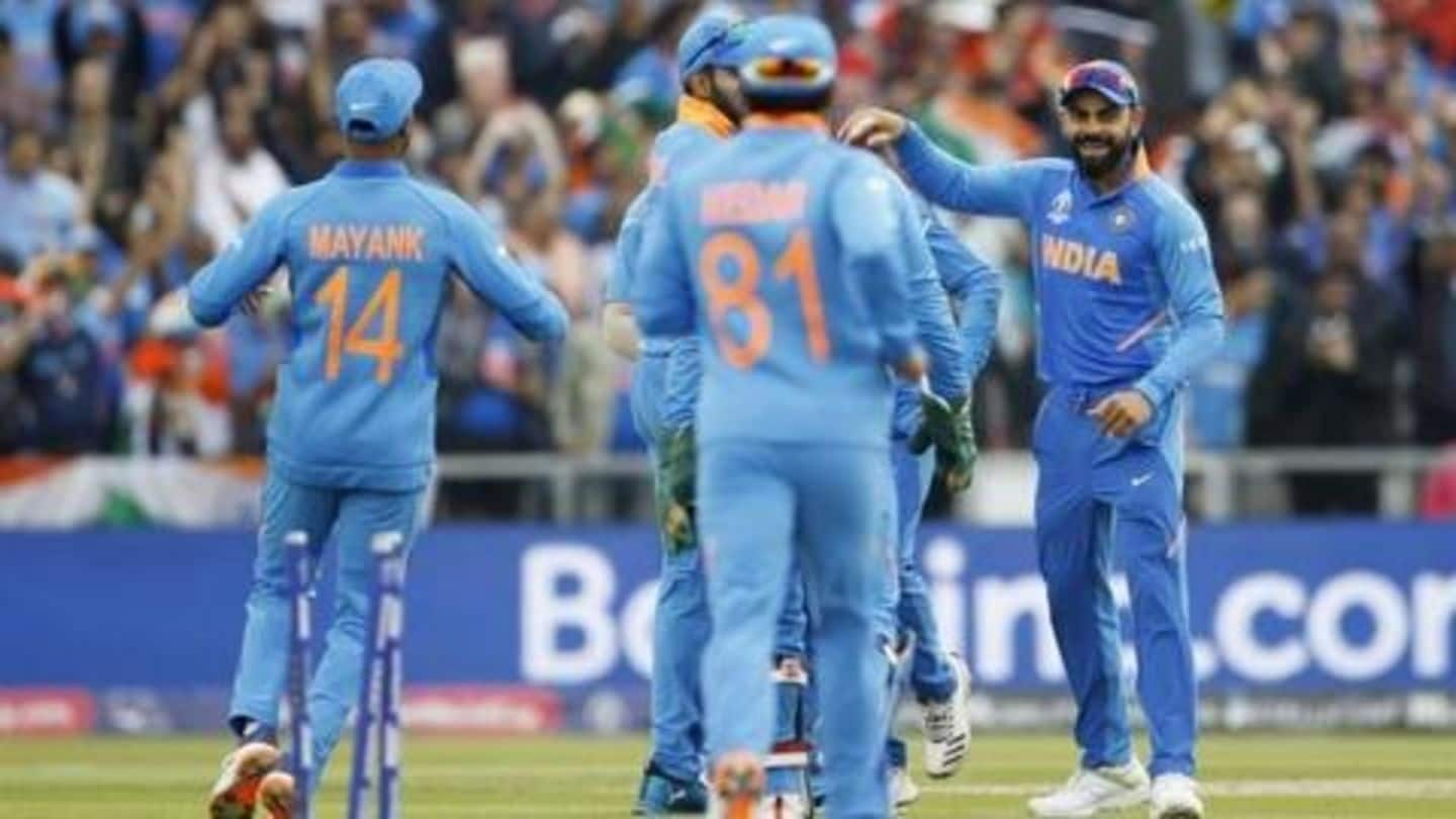 BCCI announces 15-member squad for T20Is against South Africa