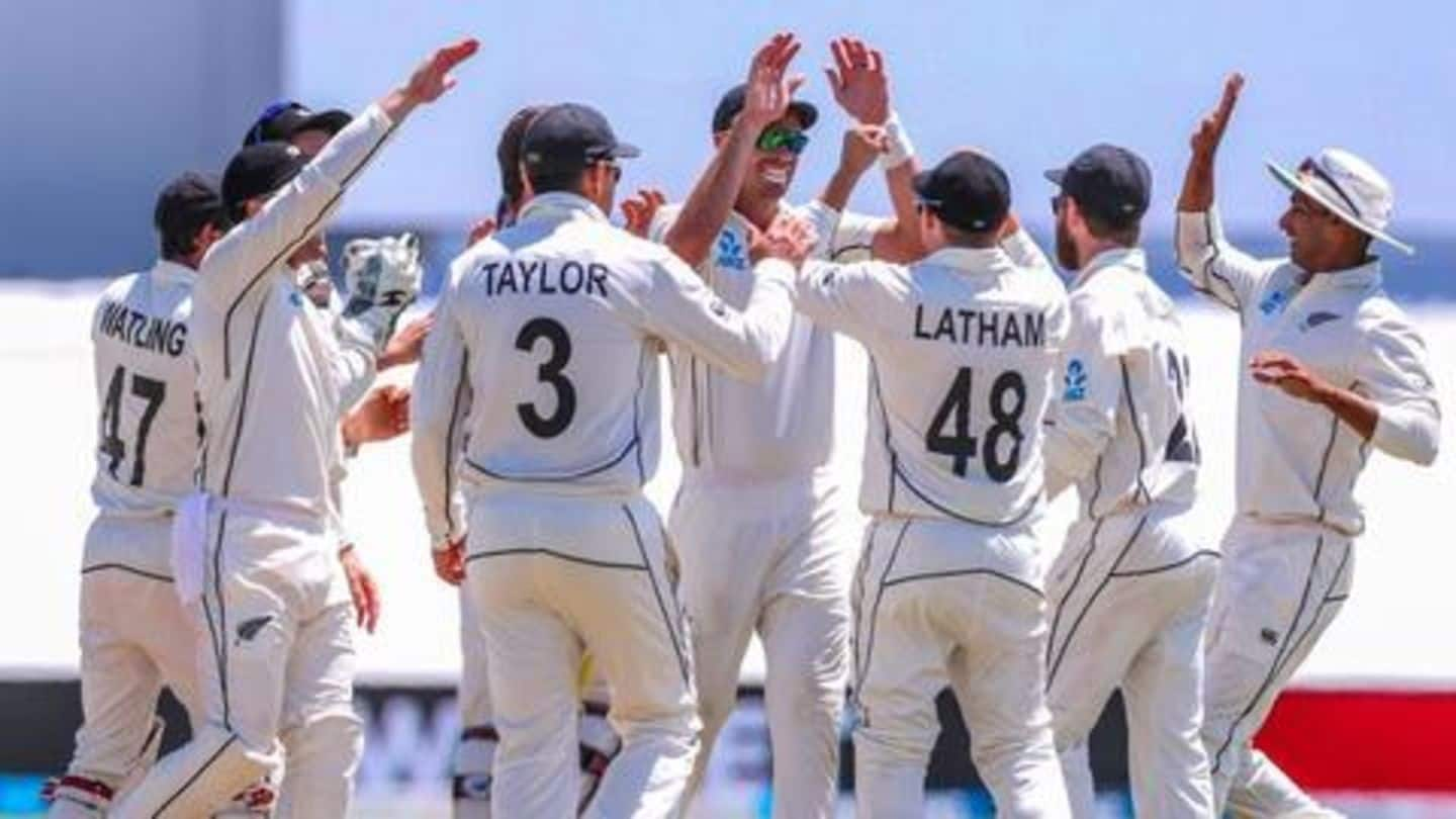 NZ-England series isn't part of World Test Championship: Here's why