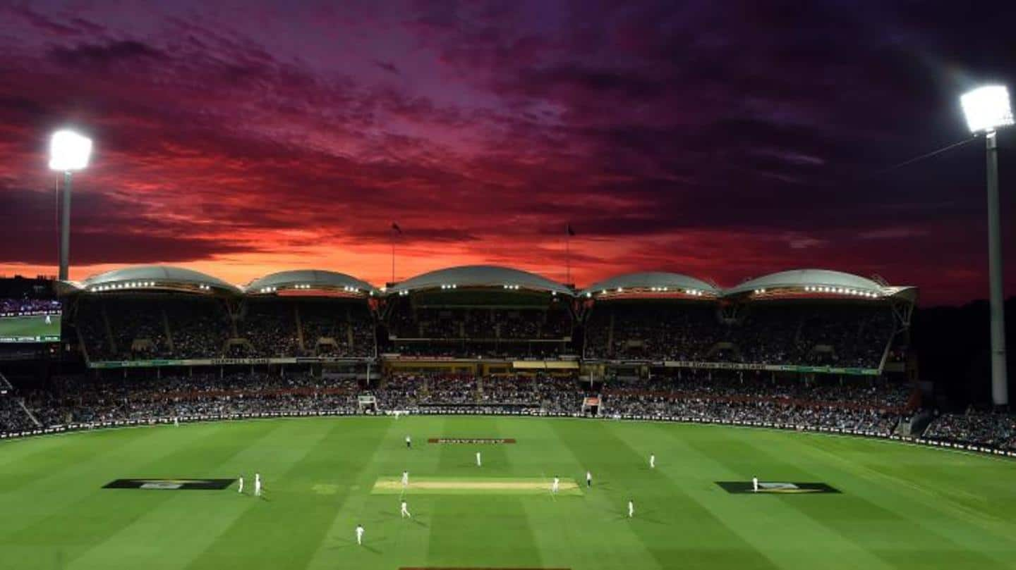 Australia vs India: Adelaide Test match to have 50% crowd