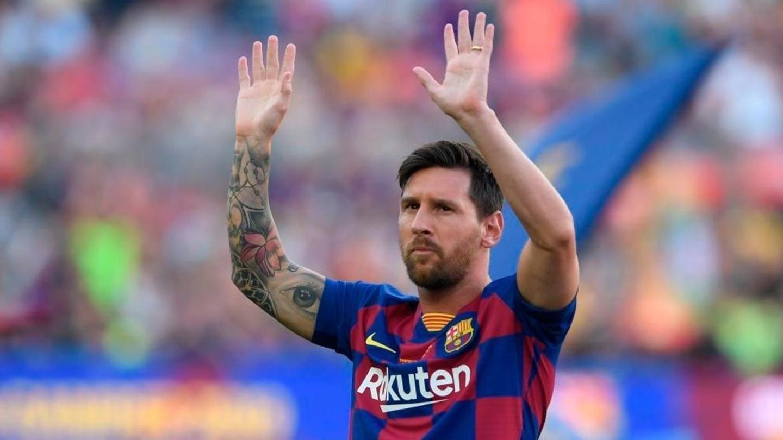 Records Lionel Messi can break in 2020-21 season