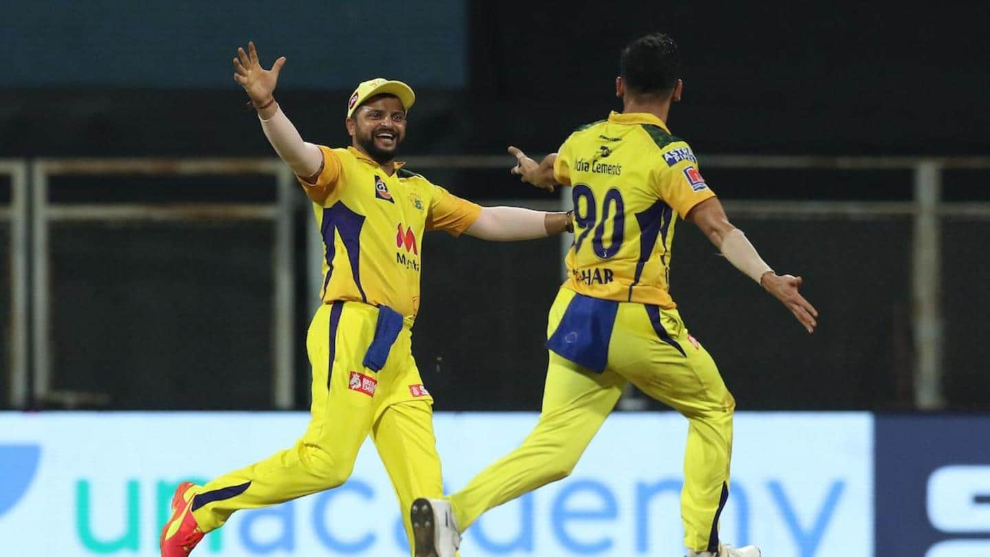 IPL 2021, Chennai beat Punjab: List of records broken
