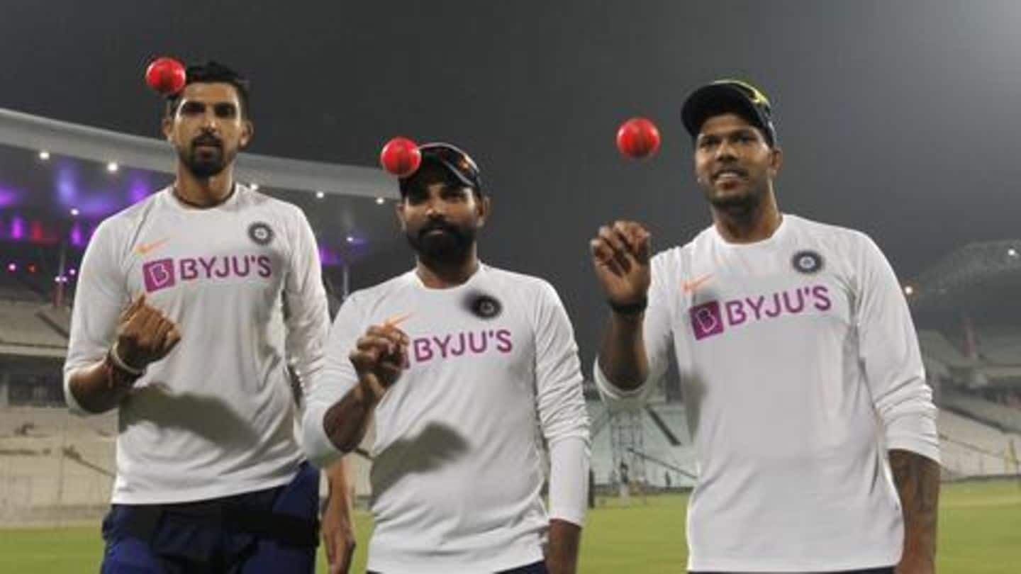 Day-Night Test, India vs Bangladesh: Preview, Dream11 and more