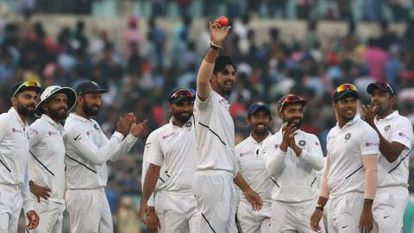 A look at Ishant Sharma's memorable performances in Test cricket