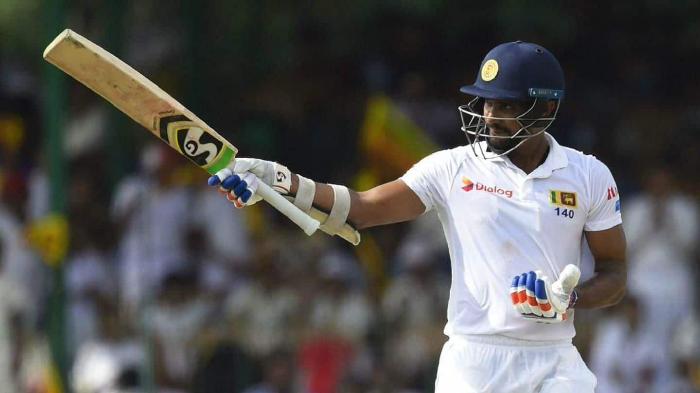 Suspended Gunathilaka to miss ODIs due to misconduct