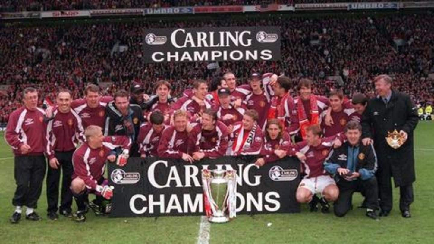 Image result for What was different about the 1996-97 season of Premier League?