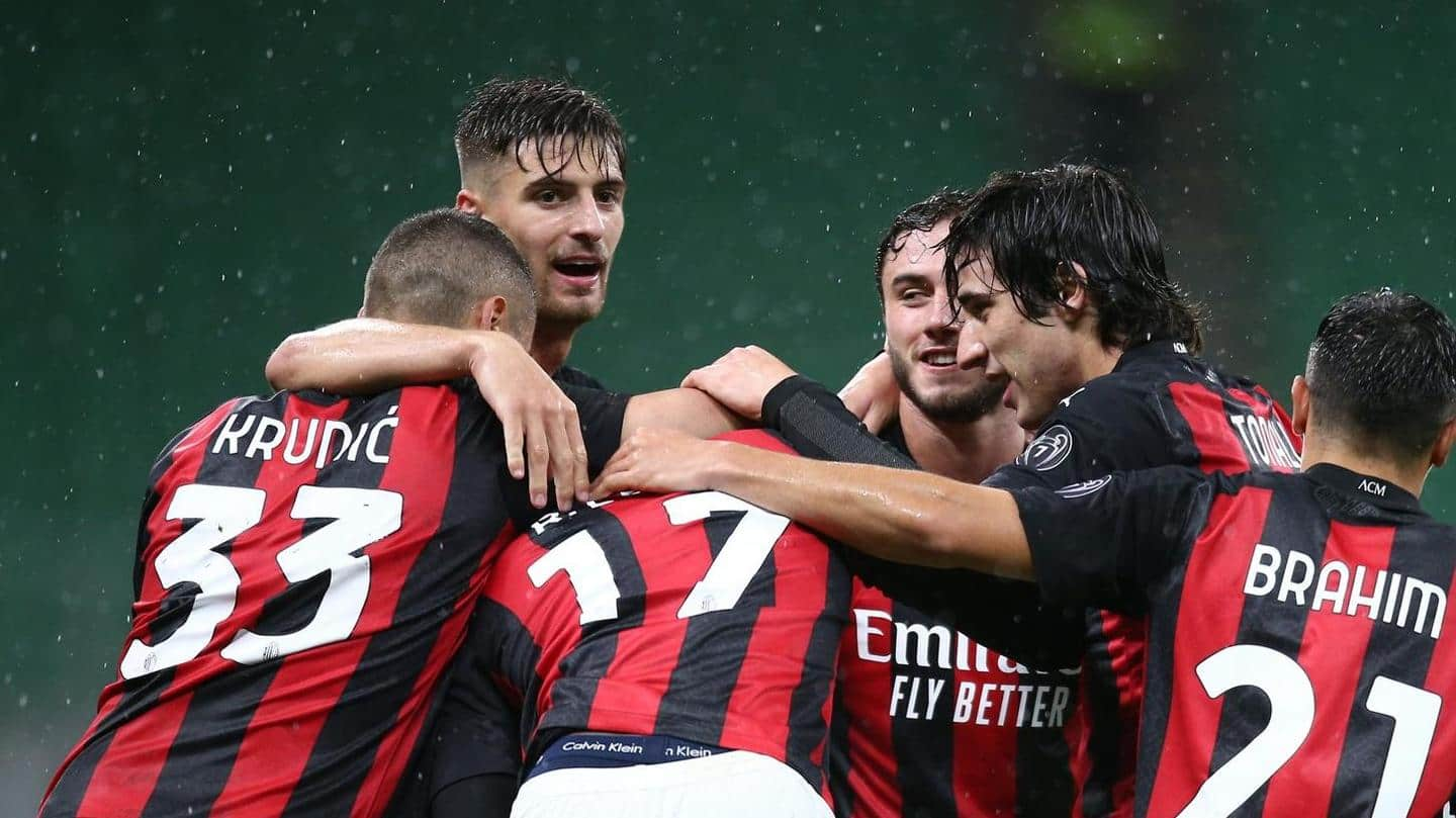 Key numbers from Serie A, gameweek 3