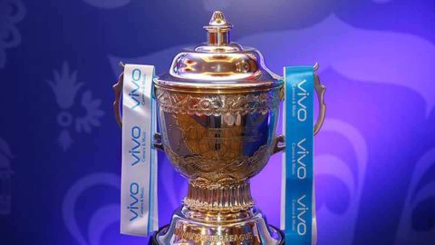 IPL 2020 under serious threat of cancellation: Details here