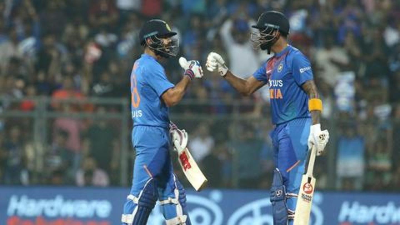 Rohit, Kohli script history as India win T20I-series against Windies