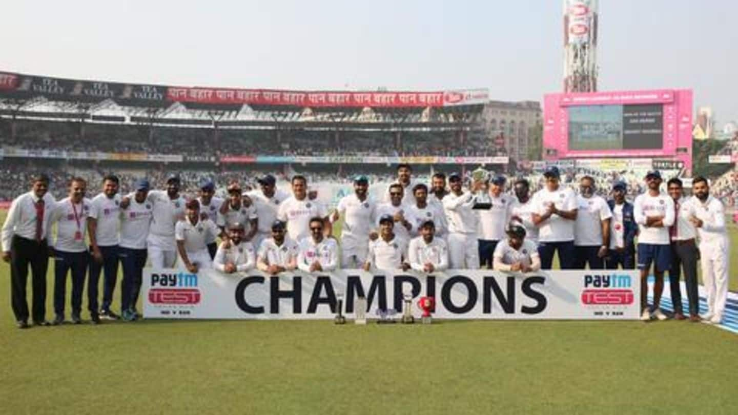 Key takeaways from India's 2-0 Test series win against Bangladesh