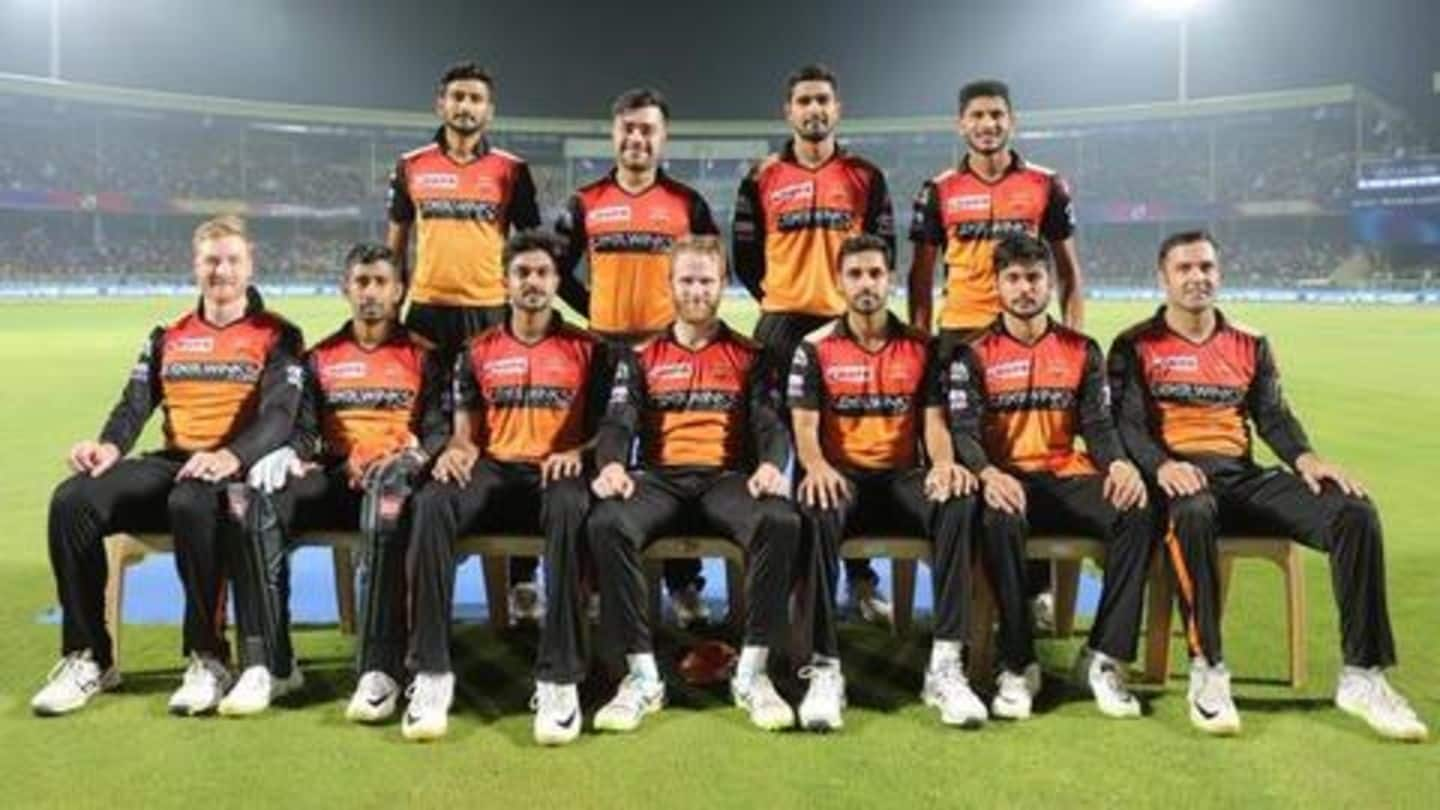 Here's the review of SRH's IPL 2019 campaign