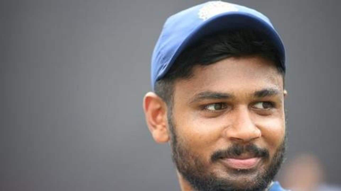 All that you need to know about Sanju Samson