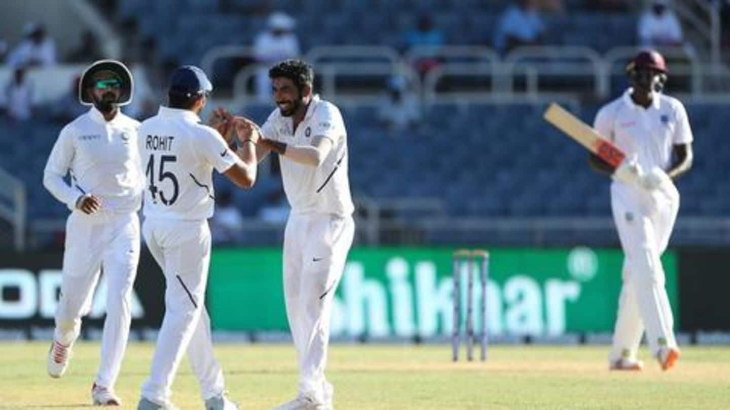 Windies vs India, 2nd Test: Key takeaways from Day 2