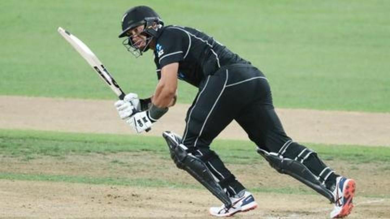 1st ODI, New Zealand beat India: List of records broken