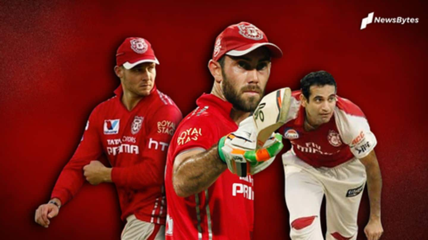 Indian Premier League: All-time XI of Kings XI Punjab