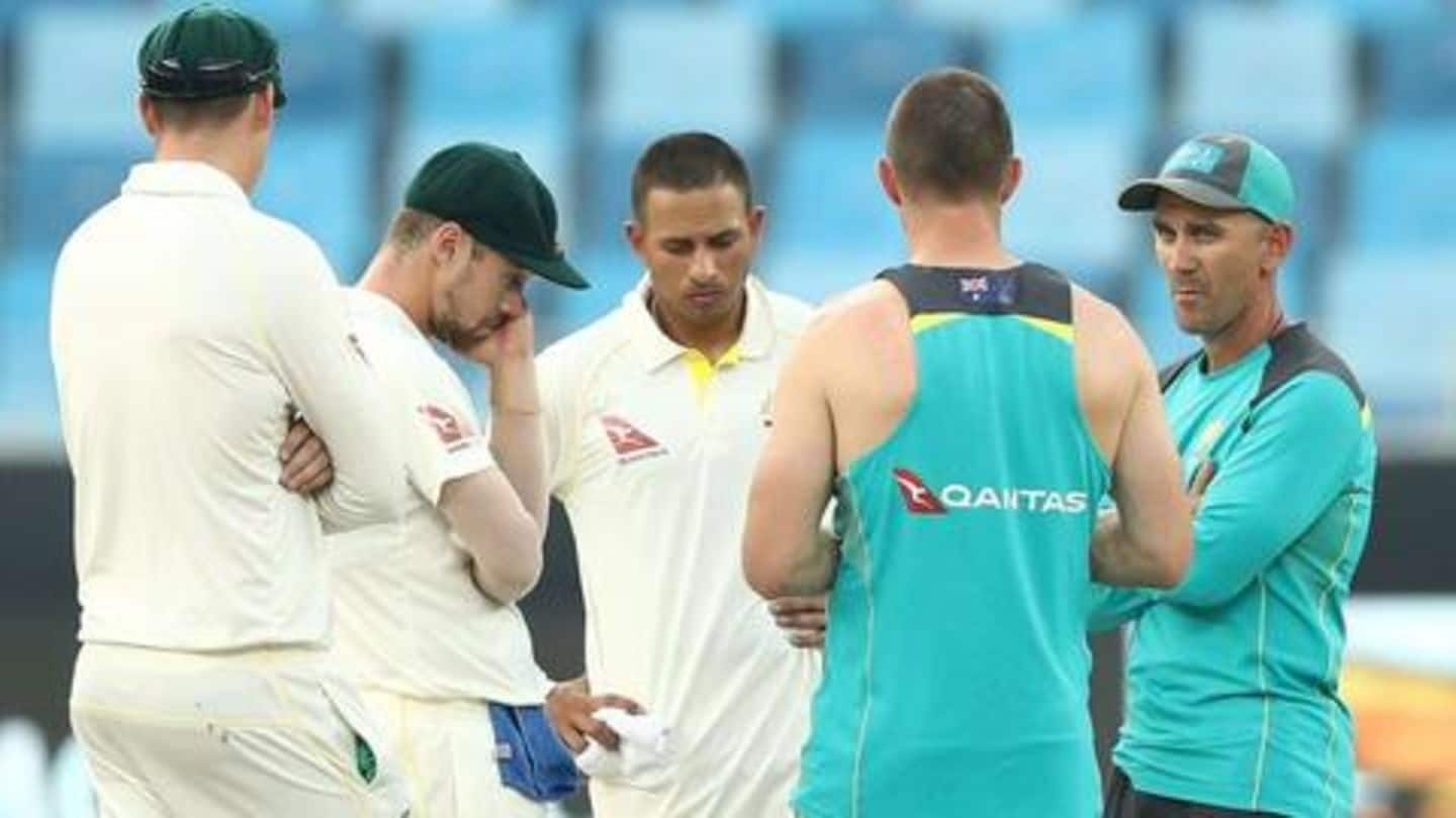 #IndiaInAustralia: Hosts name 14-member squad for the first two Tests