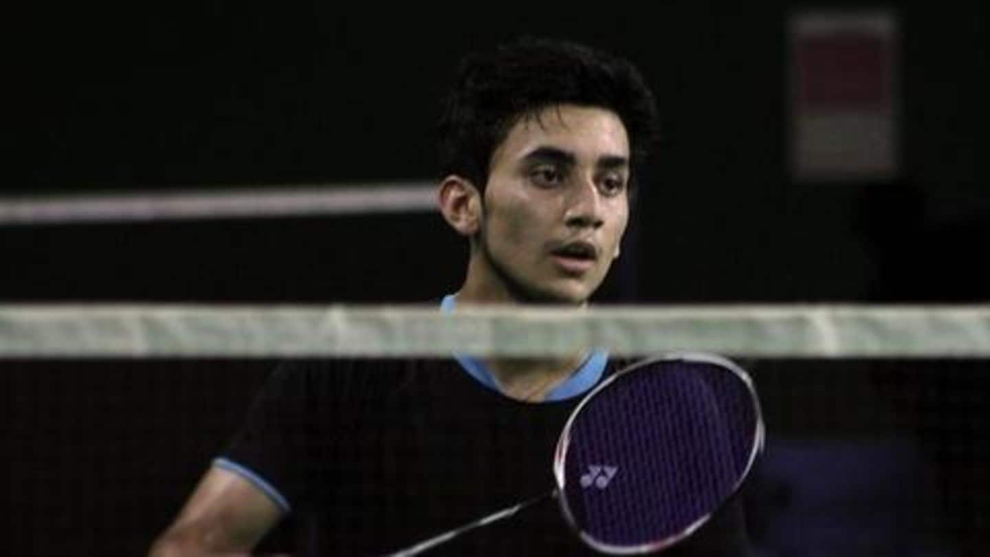 Dutch Open: Lakshya Sen beats Yusuke Onodera to clinch title