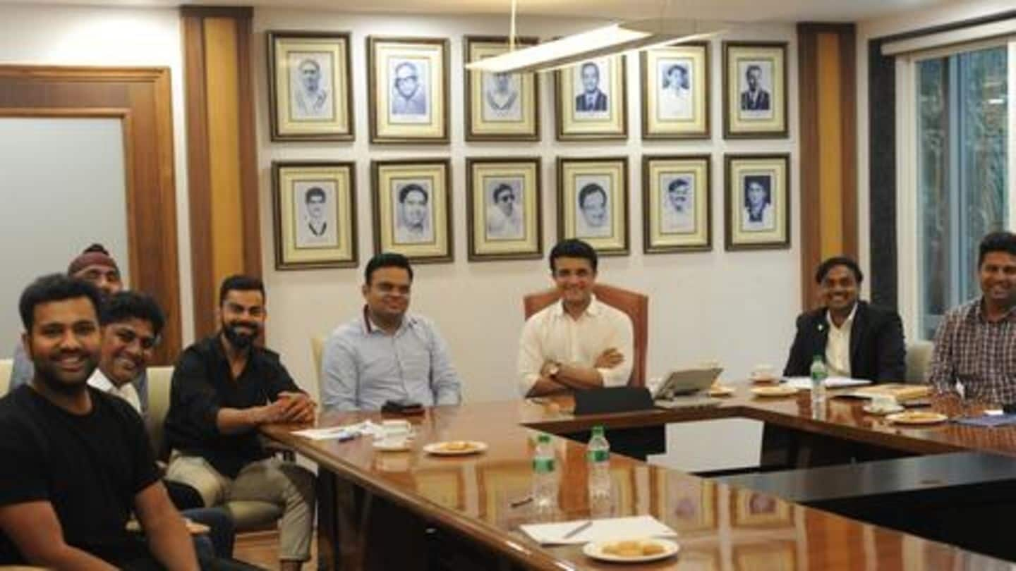 India-Bangladesh T20I in Delhi to go as planned, says Ganguly