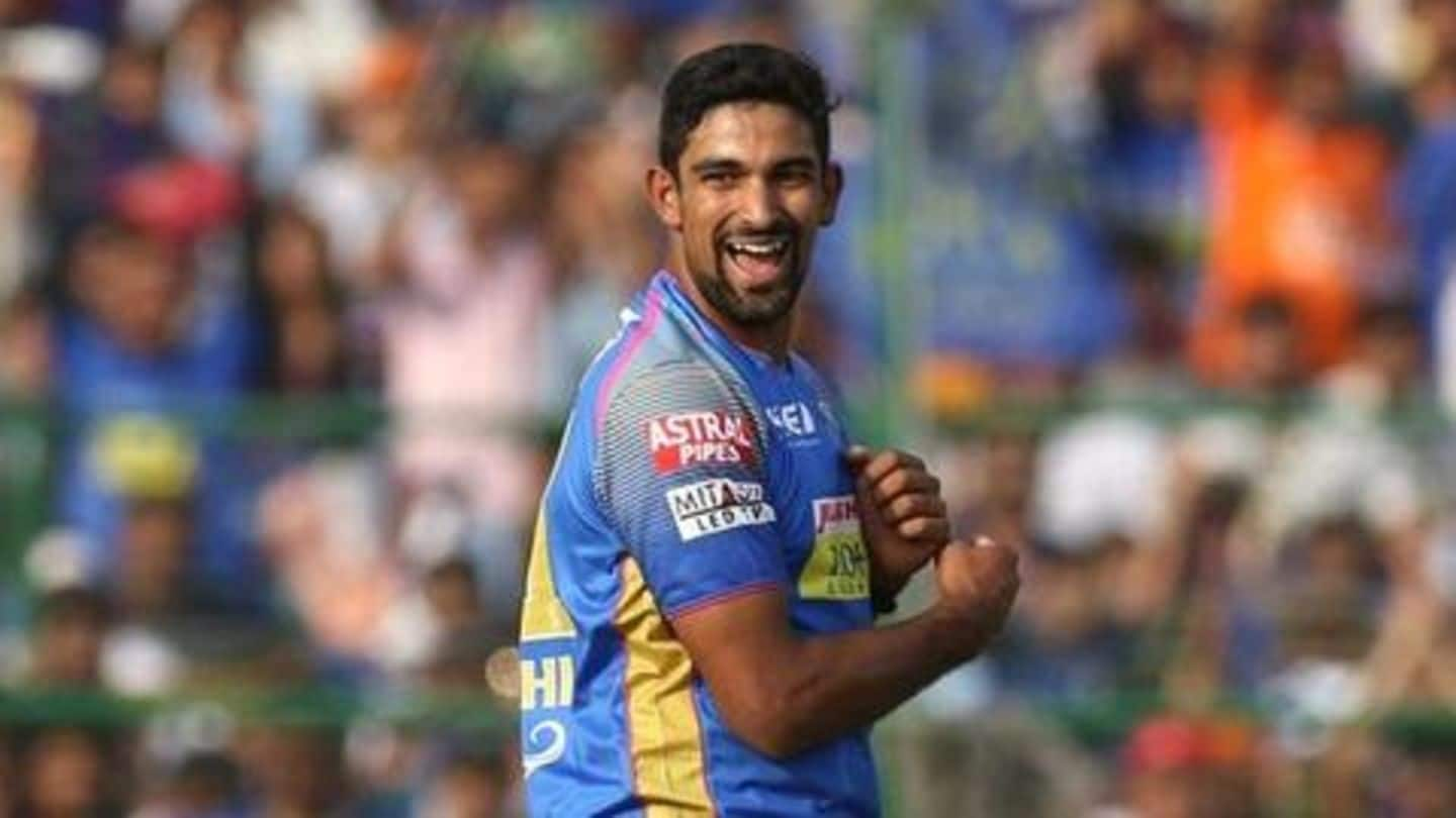 Ish Sodhi roped in as Rajasthan Royals' spin consultant