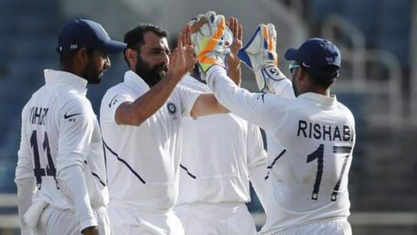 Mohammed Shami has scripted this infamous record: Details here
