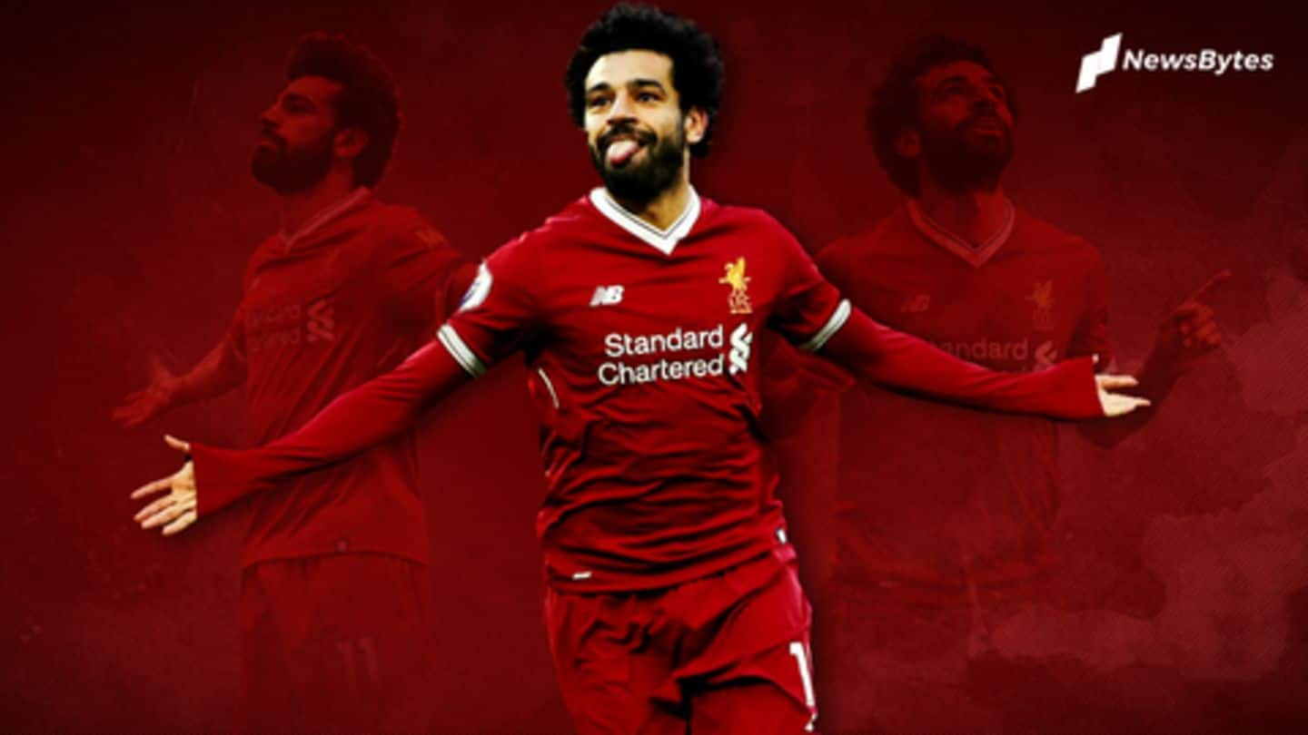 Player profile: Mohamed Salah can enter Liverpool's list of greatest
