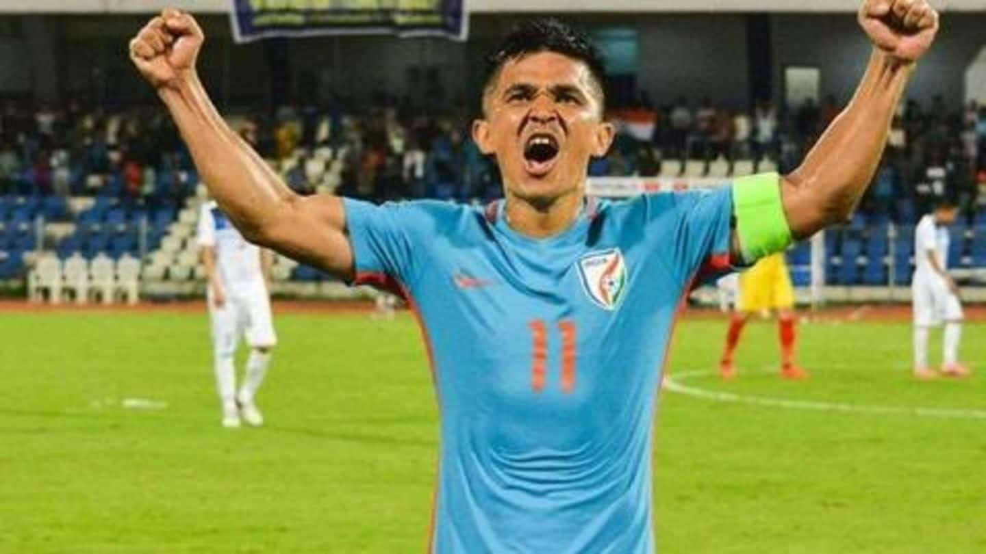 Sunil Chhetri would like to play for this IPL team
