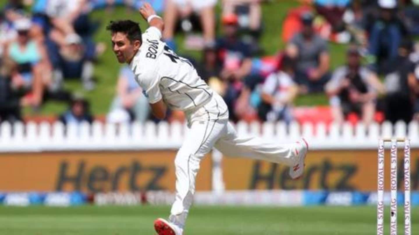 New Zealand beat India, 1st Test: List of records broken