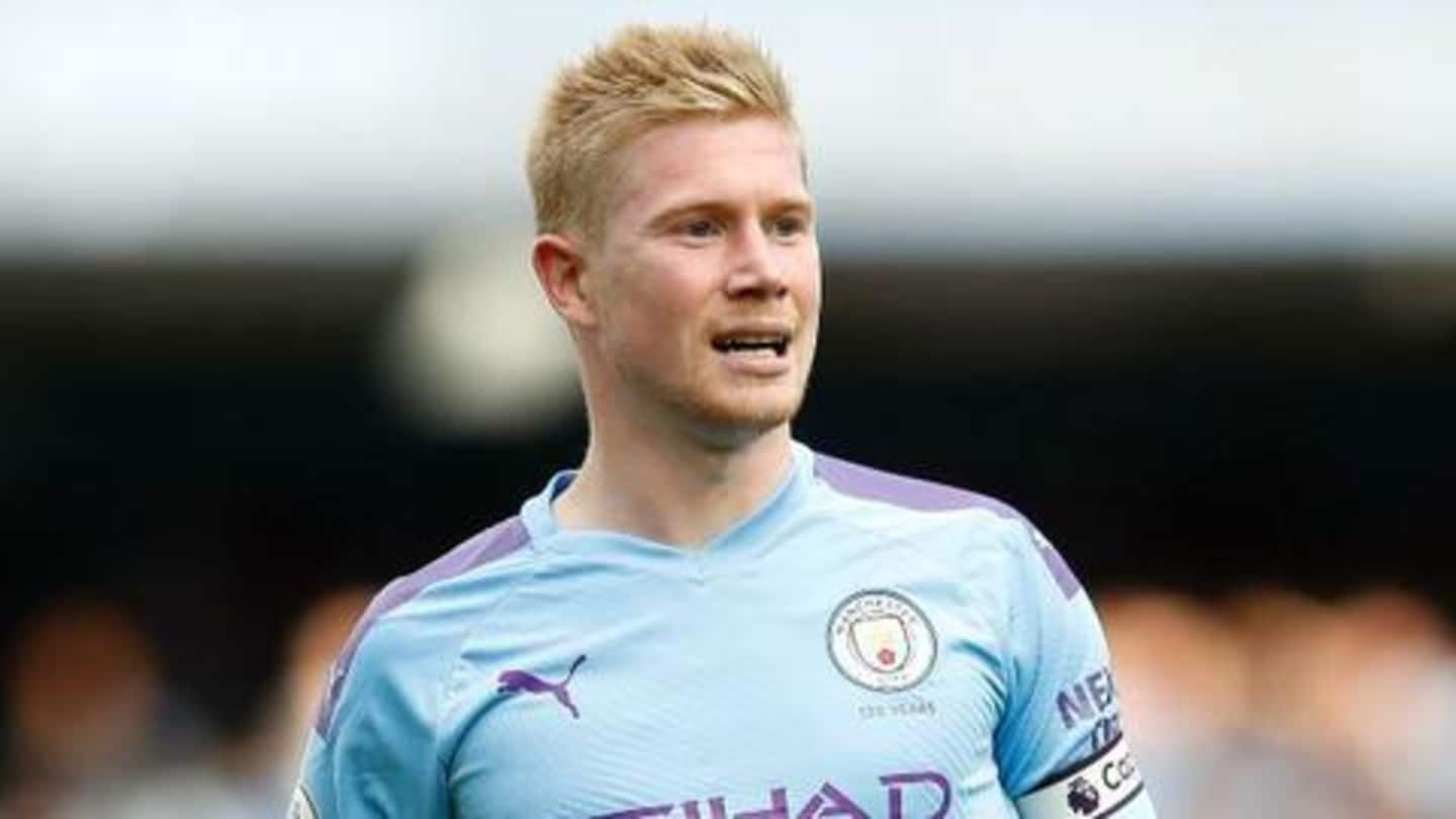 Manchester City's Kevin De Bruyne drops exit hint: Details here