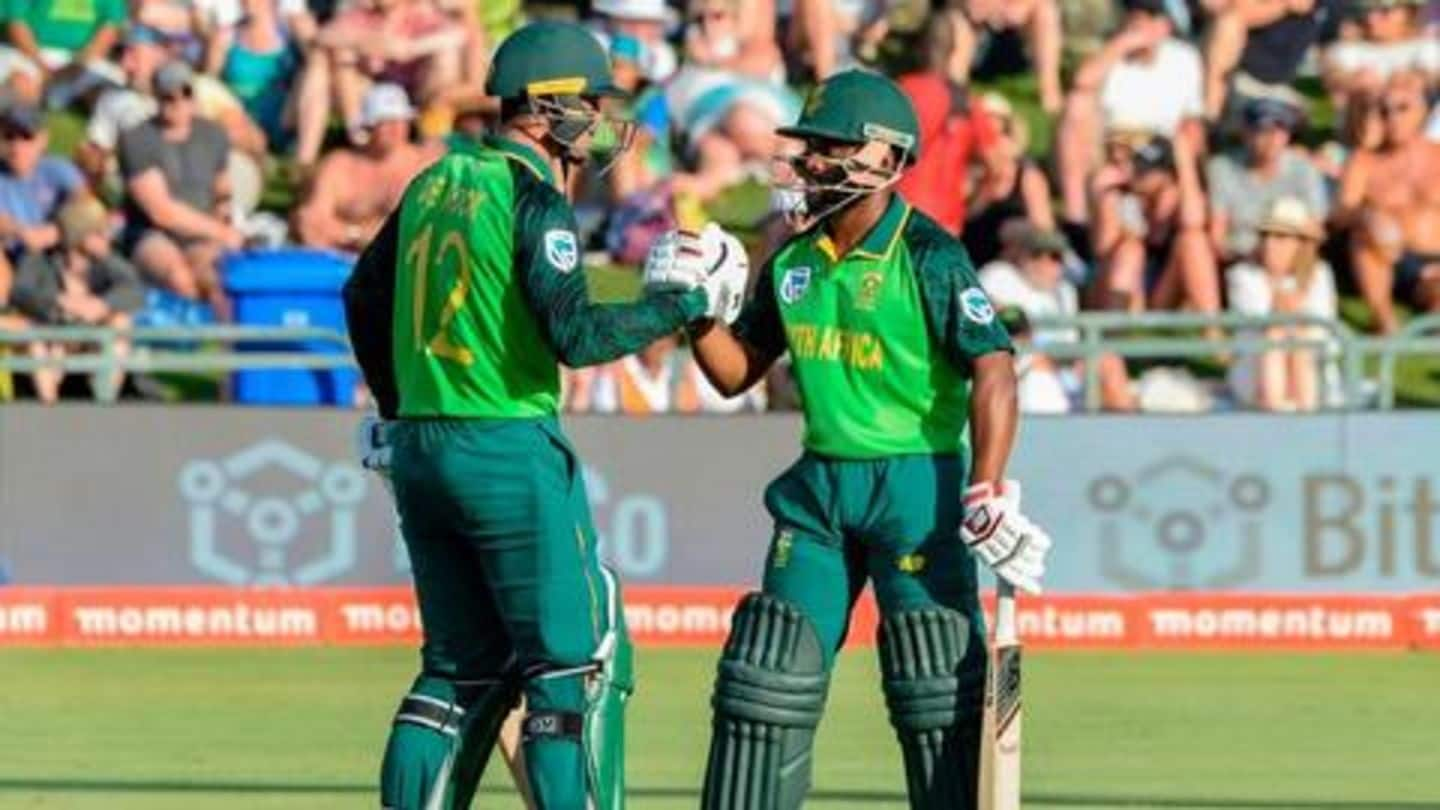SA beat England, 1st ODI: Here's the complete statistical review
