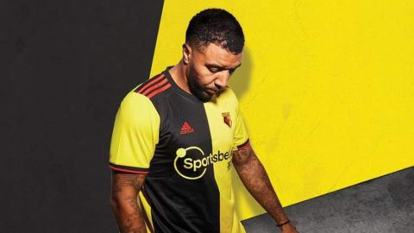 'I hope your son gets coronavirus': Watford's Deeney reveals abuse