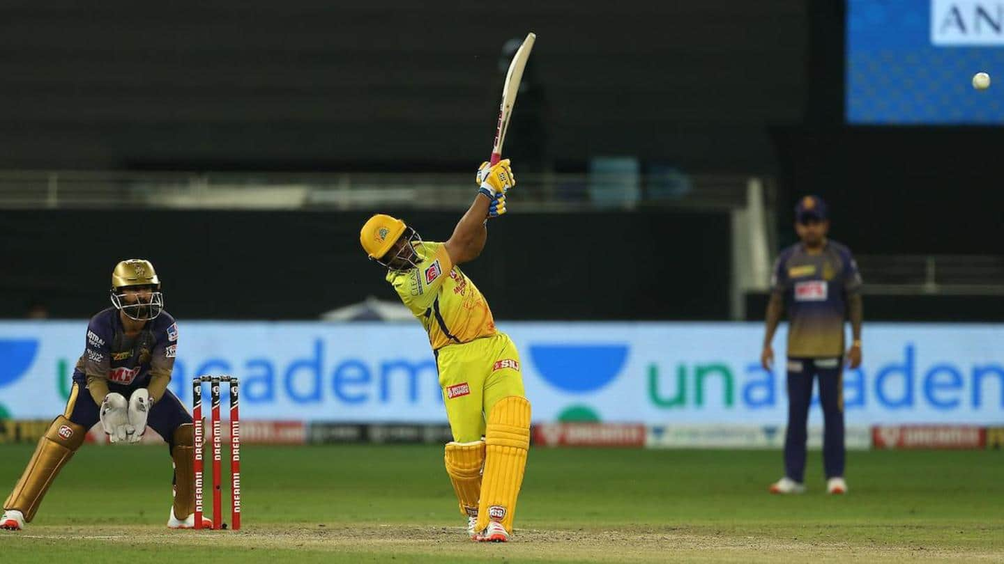 IPL 2020, CSK get past KKR: List of records broken