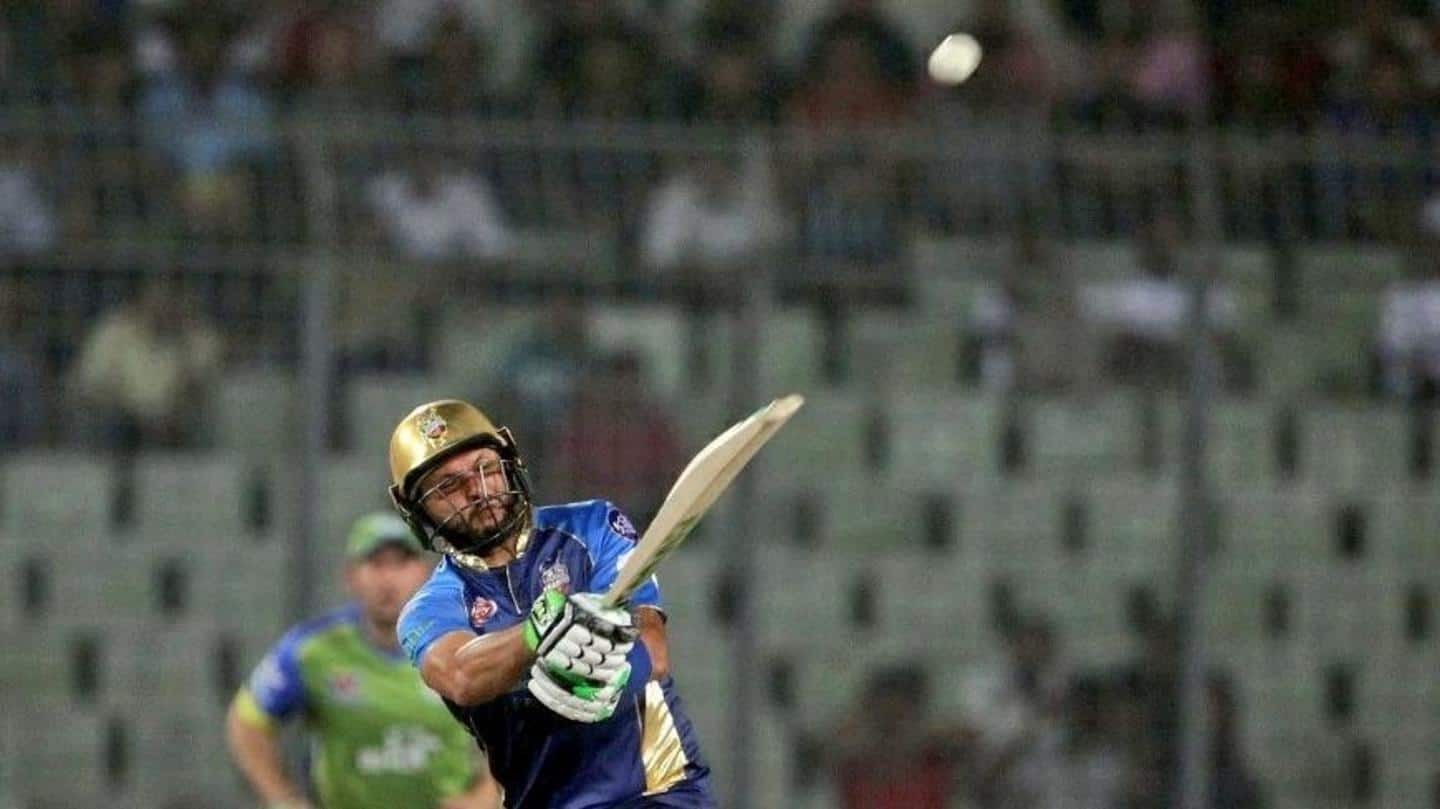 LPL 2020: Galle Gladiators appoint Shahid Afridi as captain