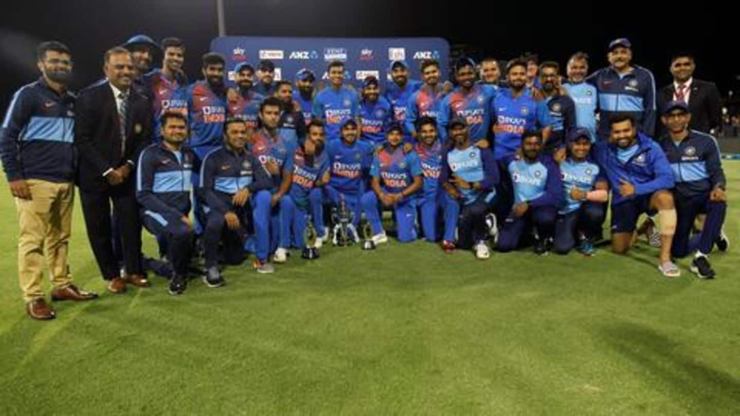 New Zealand vs India, T20Is: Key takeaways from the series