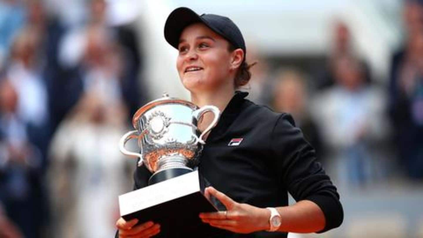 Barty's refusal to team up with Murray 'the hardest decision'
