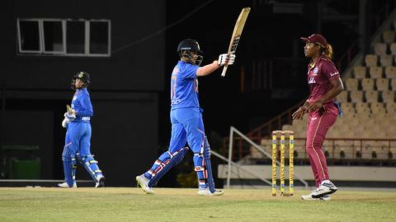 Indian eves beat WI Women: List of records broken