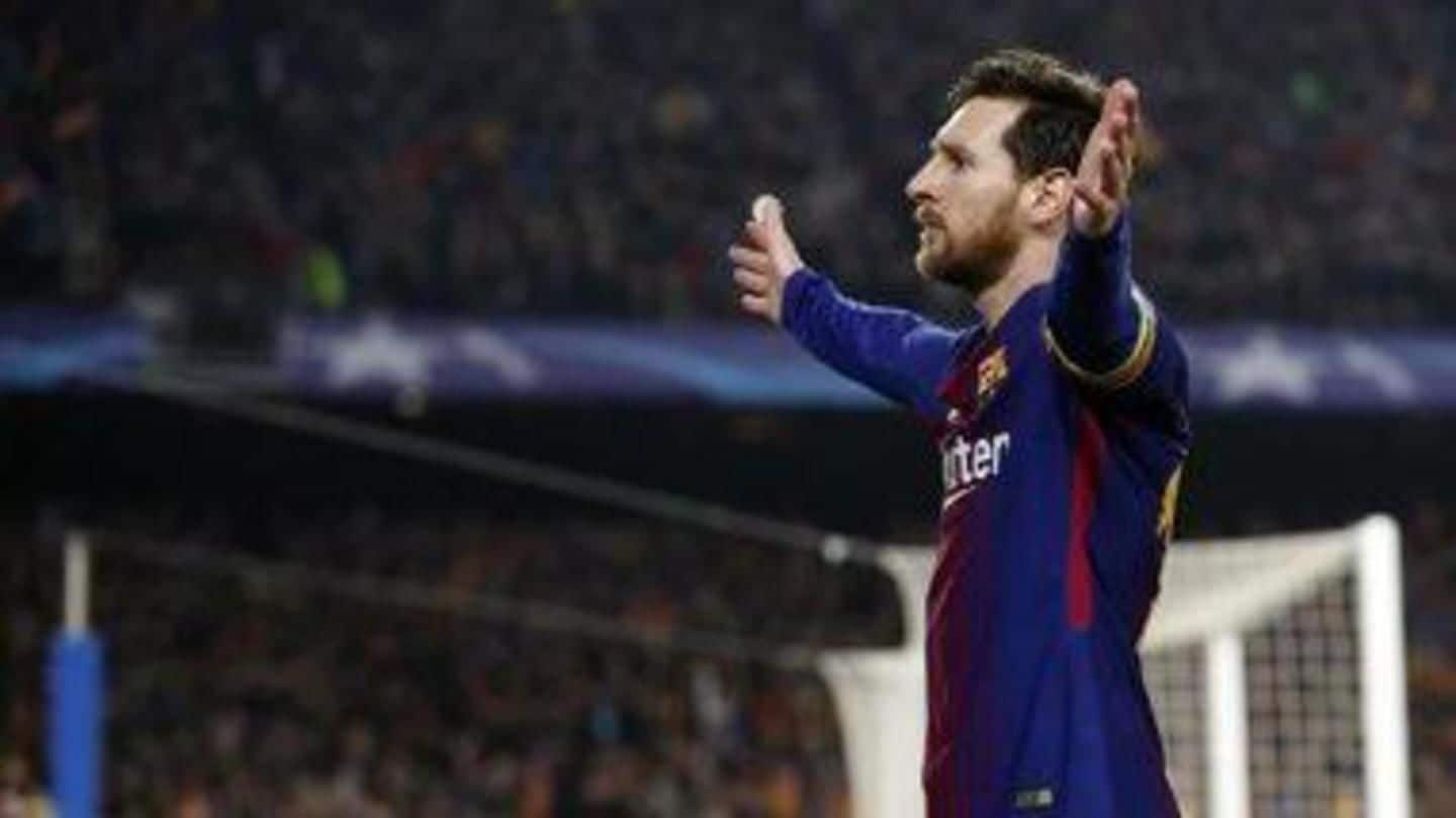 Champions League: Barcelona oust Chelsea in Round of 16