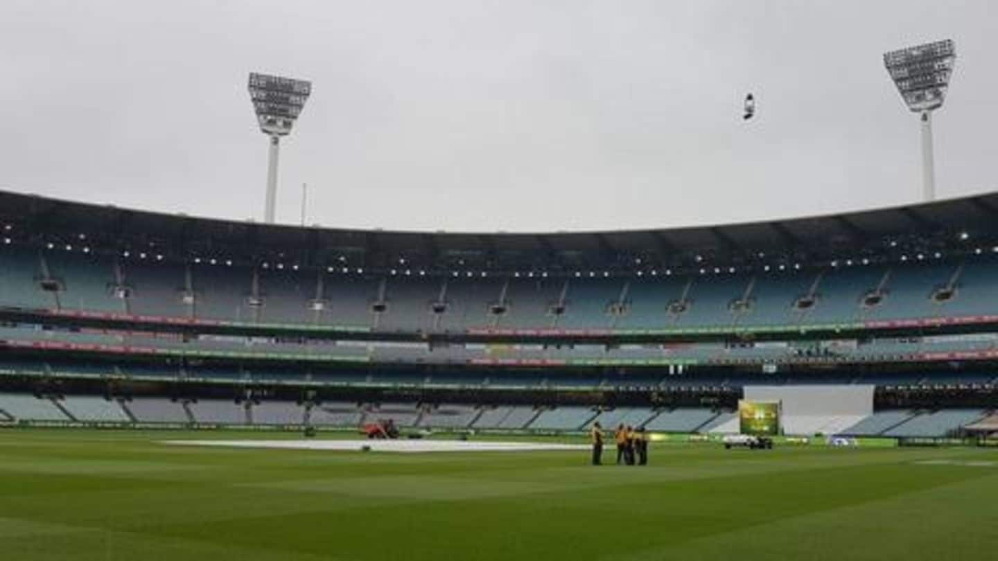 #IndiaInAustralia: After Perth, MCG's pitch rated average by ICC