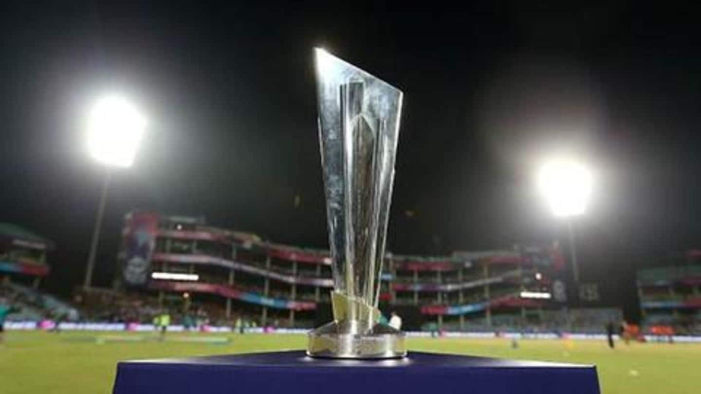 ICC World T20 2021: Key details about the qualification process