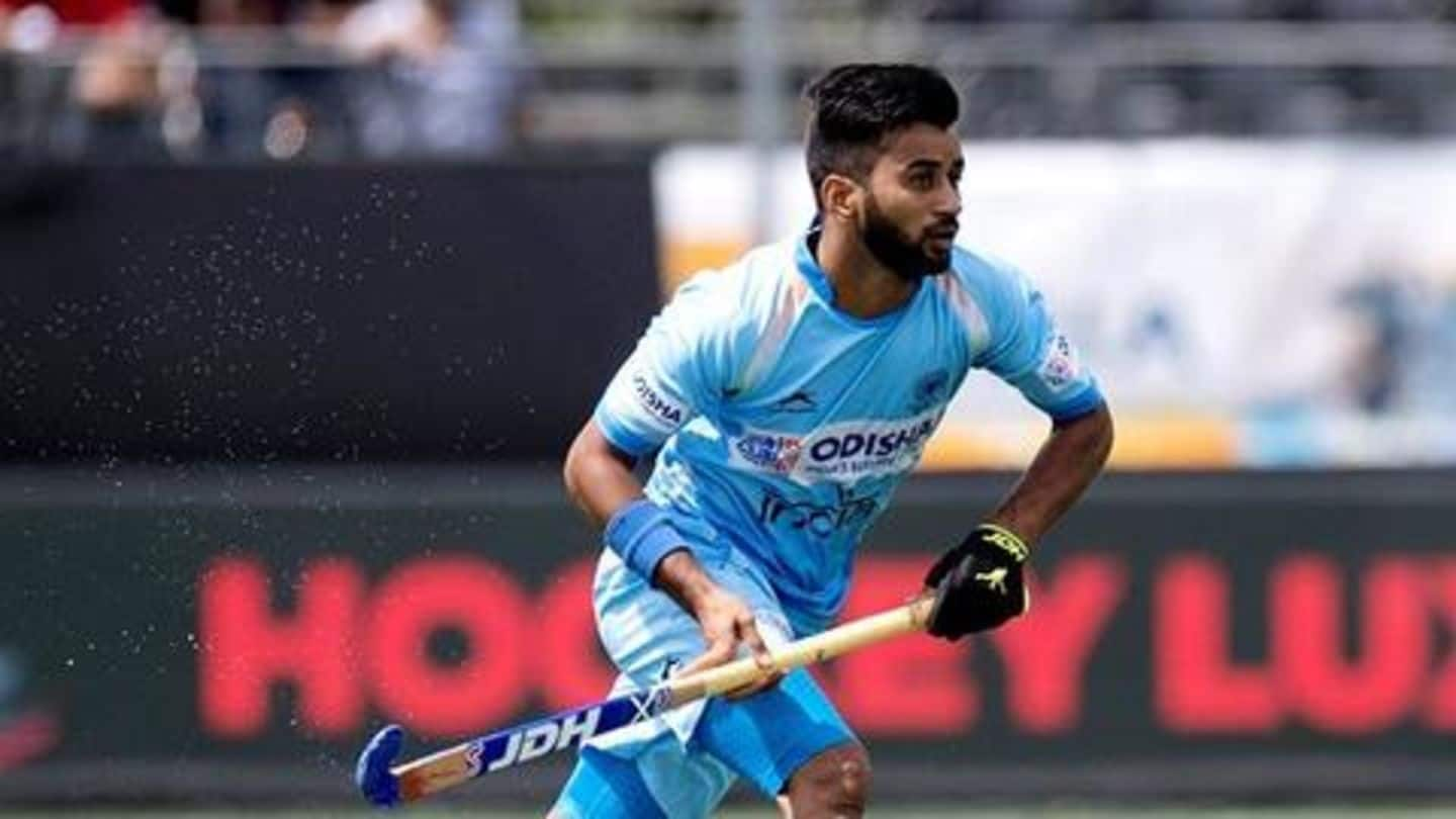 Hockey World Cup: India skipper Manpreet outlines the plan