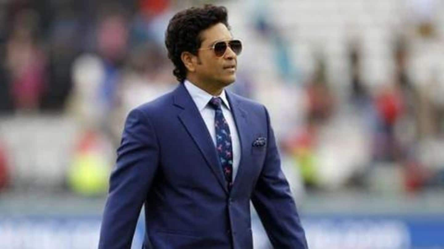 #CoronavirusOutbreak: Sachin Tendulkar, others come forward to donate money