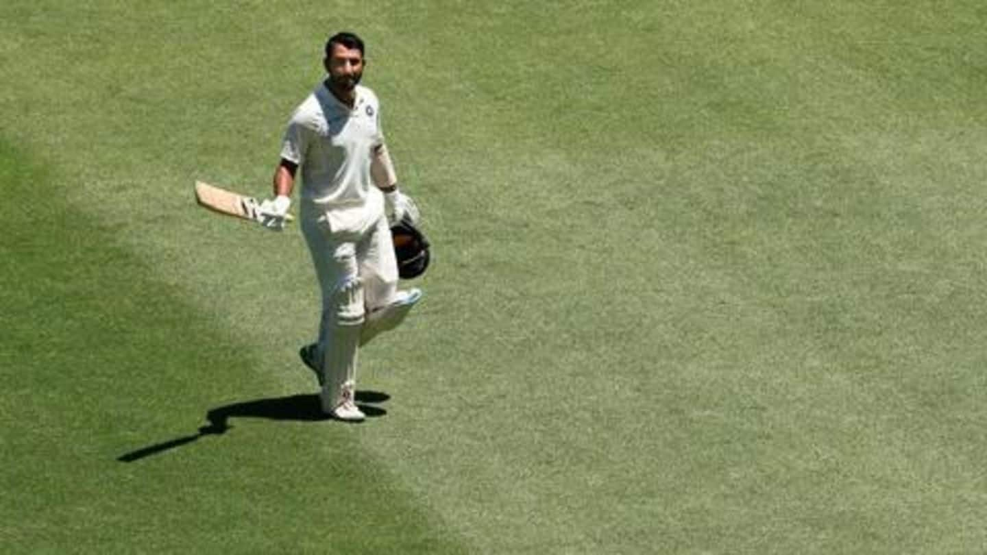 Cheteshwar Pujara could be in for an upgraded central contract