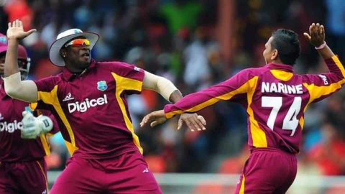Narine, Pollard back in the squad for T20Is against India