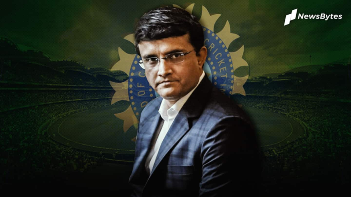 BCCI boss Sourav Ganguly suffers heart attack, admitted to hospital